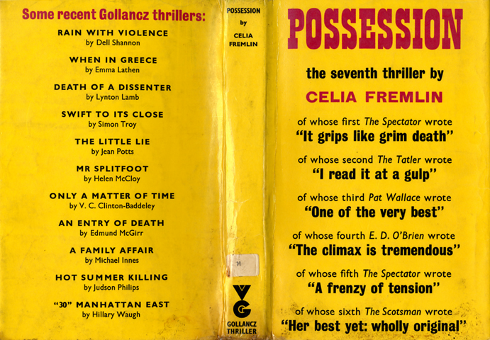 PossessionCover